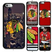 NHL Chicago Blackhawks DIY Case Cover For Apple iPhone 11 iPod / Samsung Galaxy