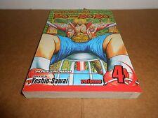 Bobobo-bo Bo-bobo Vol. 4 (SJ Edition) Manga Graphic Novel Book in English