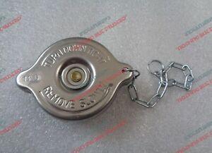 GENUINE UNIVERSAL RADIATOR CAP FOR JEEP MAHINDRA CJ3B CJ4,CJ340DP CJ540DP MM540
