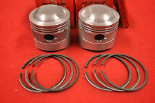 NOS Honda CB450 K1-K7 STANDARD Piston and Rings Set CL450 CB 450