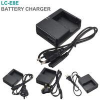 LC-E8E Battery Charger For Canon DSLR LP-E8 EOS 550D 600D 650D 700D Digital