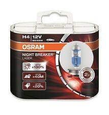 DUOBOX (2Stk.) OSRAM 64193NBL-HCB NIGHT BREAKER® LASER H4 P43t Scheinwerferlampe