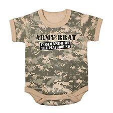 Army Brat ACU Camo 1pc Bodysuit | COMMANDO OF THE PLAYGROUND | DRESS | COSTUME