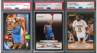 Amazing Mystery Pack NBA Cards James Harden Rookie PSA 10