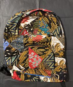 backpack ruck sack satchel patchwork handmade large Patchwork Hippie Fair Trade