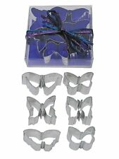 Mini Butterfly Cookie Cutter Set  Bug Princess Wings Fly Fairy