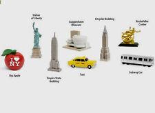 NEW YORK CITY Toob 8 Pieces ~ 682204 ~ FREE SHIP/USA w/$25+Safari, Ltd.
