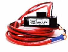 "DUAL BATTERY ISOLATING CHARGING MODULE FOR SKI BOATS & RV'S ""DBCM-75 BY ATKINSON"