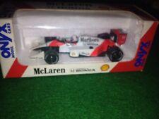 1/43 Formula One Alain Prost Tobacco Branded Onyx Model