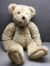 """The Vermont Teddy Bear Company Vintage 1992 Beige Bear Jointed 20"""""""