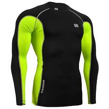 Fixgear Fct-Bgl Compression Skin Tights Under Shirts Fitness Gym Mma Workout