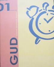 GUD: Genova università design: rivista quadrimestrale del corso di laurea in dis