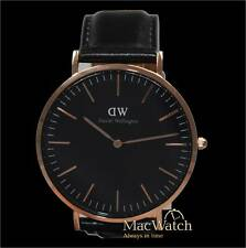 Daniel Wellington Herren Uhr Classic Black Sheffield DW00100127