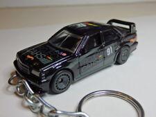 Hot Wheels Euro Speed Mercedes Benz 190E 2.5-16 Limited Keyfob Keychain Keyring