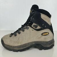 Asolo Womens Hiking Boots Mountaineer Leather Size 7.5