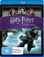Harry Potter and the Goblet of Fire - BLU-RAY - NEW  & SEALED Region B