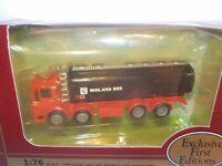 EFE 13801 AEC Ergo 4XL Tanker Midland Red 1/76 British Truck  Rare