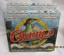 2009-10 UD CHAMPS NHL HOCKEY, Factory-Sealed HOBBY Box