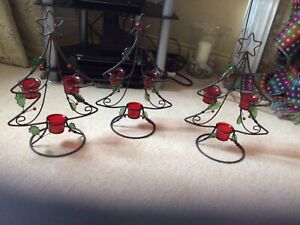 metal christmas tree decorations