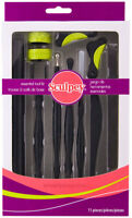 Sculpey Essential Tool Kit Clay Polymer Multi Tools Set