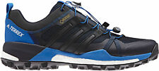adidas Terrex Skychaser GTX Mens Trail Running Shoes - Navy