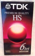 VHS-Leerkassetten