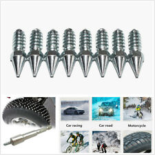 50 Pcs Universal Steel Car SUV Motorcycle Anti Slip Screw Stud Wheel Tire Spike