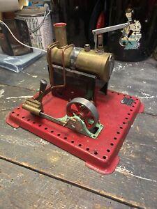 Live Steam Mamod SE2A Stationary Engine Model Toy