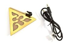 TRIAD Radionic Antenna for iPod, MP3 Players and Frequency Generator Instruments