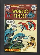 World's Finest 222 Vf/Nm 9.0 Superman Batman Hi-Res Scans