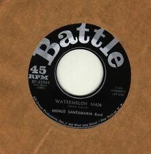 Mongo SantamariaWatermelon Man / Don't bother me no more - New Old Stock