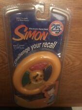 Simon Hand-Held electronic Pocket Mini Travel Size Game New Sealed 2002 HASBRO