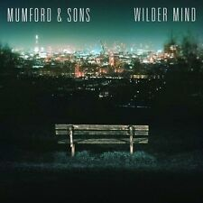 MUMFORD & SONS / WILDER MIND - LIMITED DELUXE EDITION * NEW CD * NEU *
