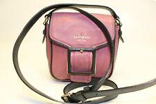 Kate Spade New York Small Purple Pebbled Leather Crossbody Purse Bag