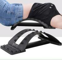 Back Stretcher,Magic Lumbar Support Device-Lower and Upper Back Pain Relief,Back