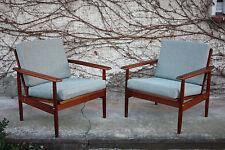 Teca loungechair 1 de 4 Danish Design