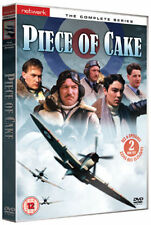 PIECE OF CAKE the complete series. 2 discs. New sealed DVD.