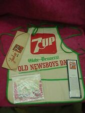 Vintage Collectible 7 Up, Seven Up Advertising Lot