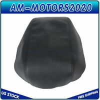 For Jeep Grand Cherokee 11-19 Center Console Lid Cover Black Armrest Leather New