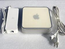 Apple Mac mini A1103 OS X 10.4.11 Tiger PowerPC G4 1.25GHz 1GB RAM 40GB HDD