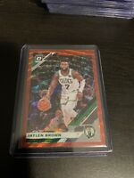 JAYLEN BROWN 2019-20 Donruss Optic Red Wave China Tmall Boston Celtics RARE!