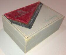 Scatola ZENITH Academy Vintage Watch Box 11 15 cm