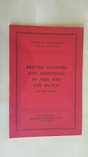 BRITISH COLONIES AND DOMINIONS IN ASIA THE PACIFIC Coins of the world Raymond