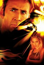 Gone In 60 Seconds Movie Poster 18'' X 28''