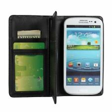 Luxury Retro Vintage Senior leather Multfunction Wallet For Samsung Galaxy S3