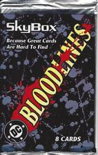 DC Bloodlines 1993 Skybox 12 Sealed Packs