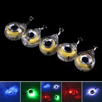 Unterwasserfisch-Attraktion-Lampe locken grüne LED blinkende Fische LightZXJ