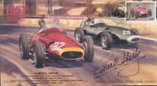 1957c MASERATI 250F & VANWALL VW(57) MONTE CARLO signed CARROLL SHELBY