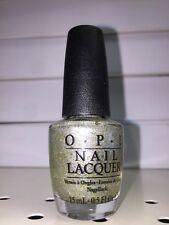 Opi Nail Lacquer Polish .5 oz 15 ml Full Size V38 Baroque But Still Shopping