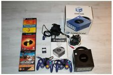 Nintendo GameCube OVP inkl. 2 Controllern, Spiele + Memory Card
